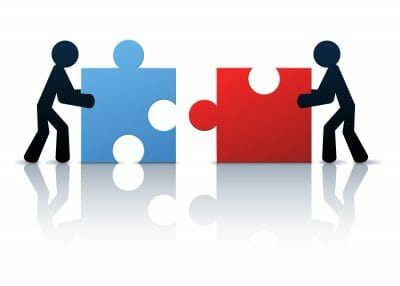 Affinity Marketing is more like pieces of puzzle fitting in perfectly!