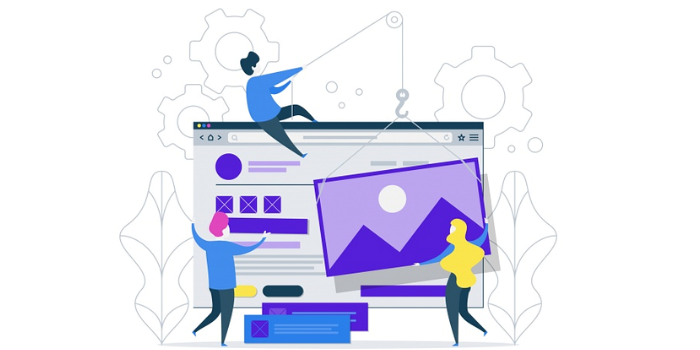 SEO and user experience web design