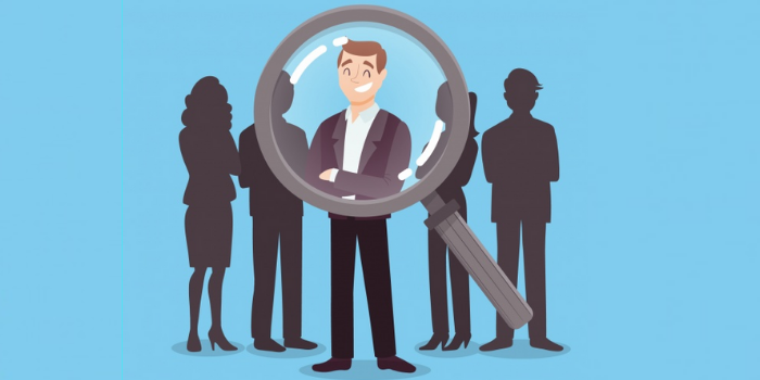 stand out in job search