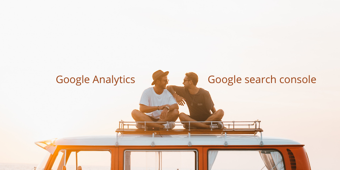 GOOGLE ANALYTIC AND GOOGLE SEARCH CONSOLE