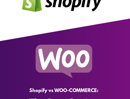 Shopify vs Woocommerce: The Best Option for Ecommerce Stores