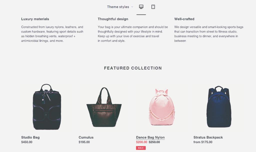 Shopify Shopify webiste