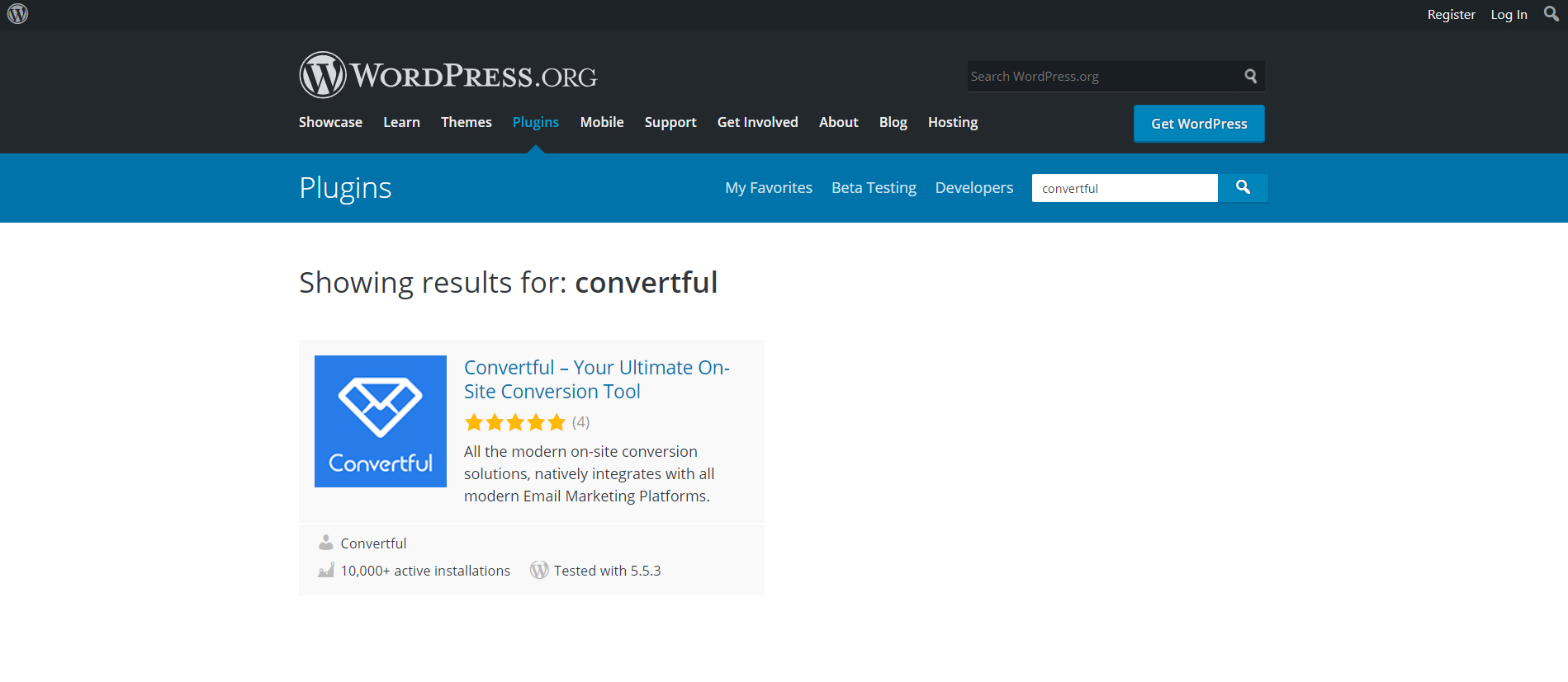 Convertfull A modern age email marketing tool